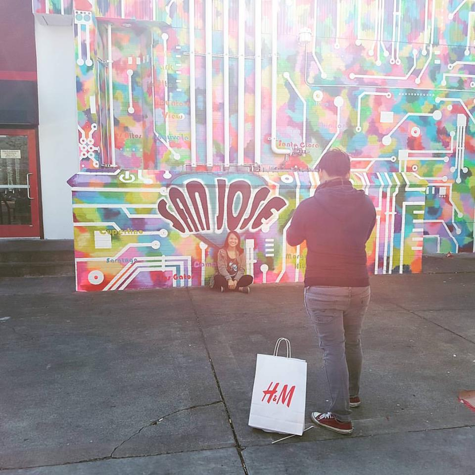 Interactive Mural Projects