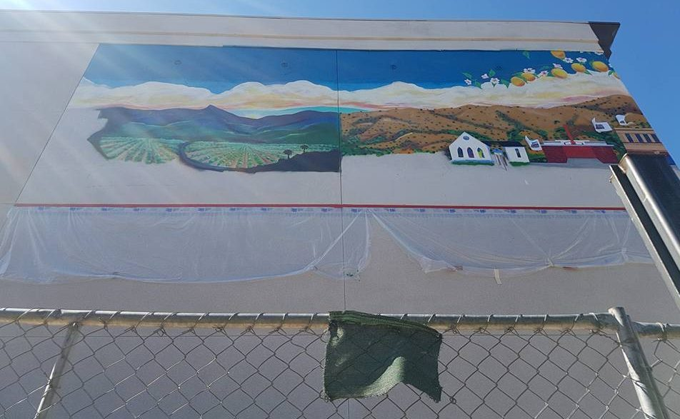 Morgan Hill Mural – Creative Force Lila Gemellos