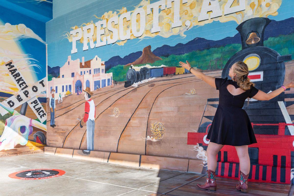 Marketplace Depot, Prescott Arizona
